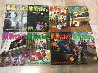 Mr Mystery Series