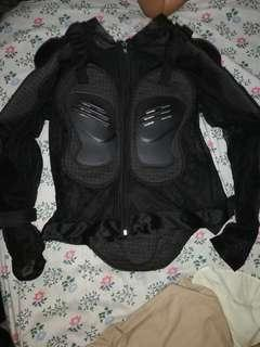 Duhan armor for motorcycle