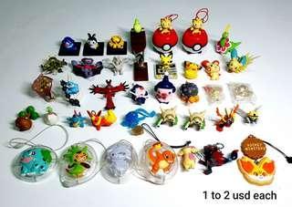 Pokemon Figures Job Lot