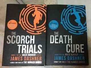 Divergent/Maze Runner/Percy Jackson