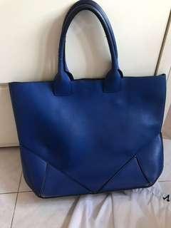 Givenchy tote (royal blue)