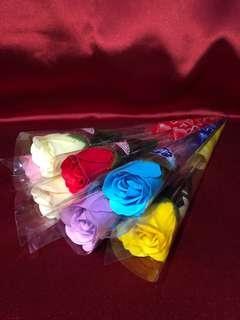 Single Soap Rose