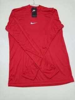 Manset Baselayer Nike Merah (New)