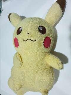 Pokemon Pikachu I LOVE U Banpresto Plush Toy