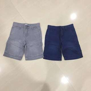 Preloved Authentic Old Navy Shorts Khakis Pants 5 years up