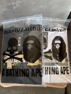 Mastermind vs A Bathing Ape T-shirt