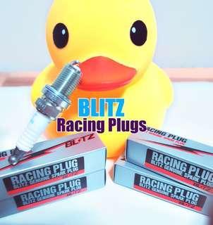 Blitz Racing Spark Plug 🤗💪 Honda Come