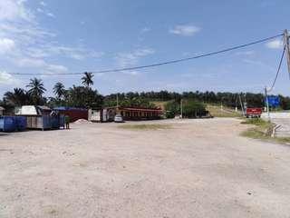 Tanah di Jalan Bangi Lama