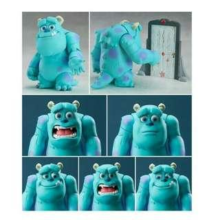 Sulley Nendoroid Monsters Inc HappySmile