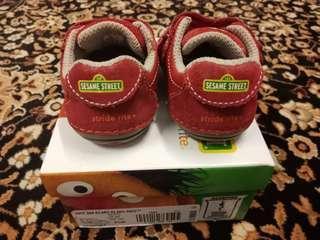 Stride Rite Sesame Street Elmo Red