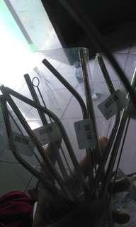 Silver Straw 3in1