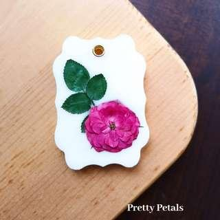 🚚 Scented Wax With Dried Flowers Air Freshener - Pretty Petals