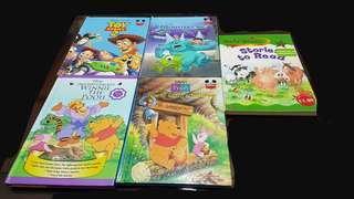 🚚 Disney books. Gold star book. Preschool, lower primary.
