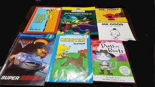 🚚 Preschool, lower primary English books