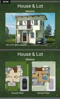 House and lot / ANTEL GRAND VILLAGE loc. Gen trias cavite