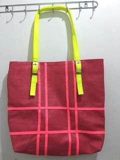 Cris Leathers shoulder bag