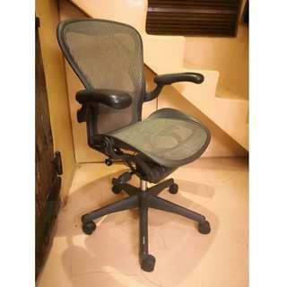 Herman Miller Aeron Chair 全功能