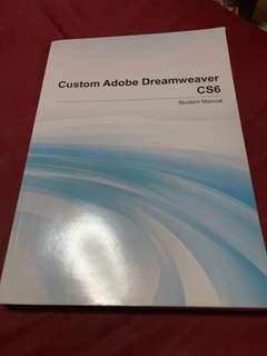 Custom Adobe Dreamweaver CS6