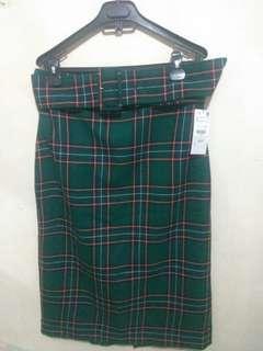 Skirt/rok zara women original and new