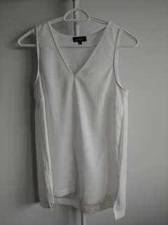 White top (Lord & Taylor)