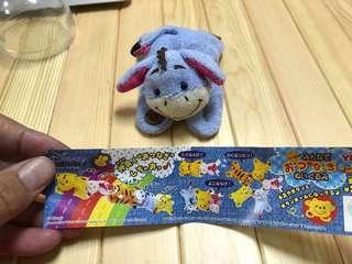 🚚 全新迪士尼 史迪奇 扭蛋 轉蛋 鈕扣型公仔 小玩偶 毛巾布材質