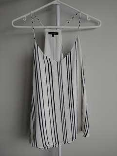 Stripe top (RW&Co)