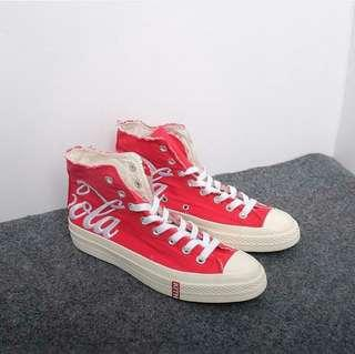 CONVERSE KITH COLA RED