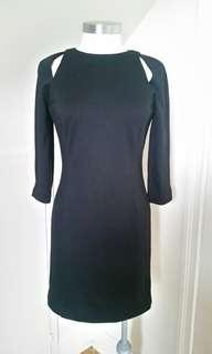 Black Michael Kors Dress