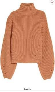 H&M Premium Cashmere-blend Turtleneck