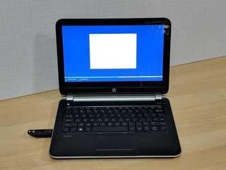 Ultra Portable HP Pavilion 11 Laptop