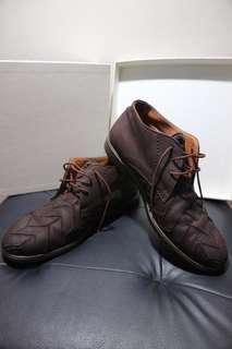 Sepatu Kulit Semi boot Size 41