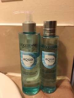 L'occitane Aqua
