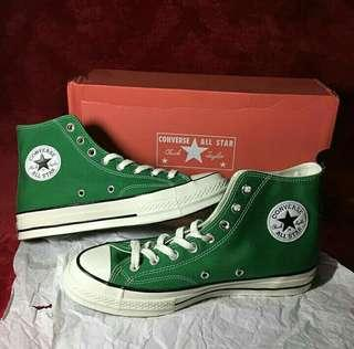 Converse CT 1970s Hi Green