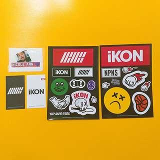 ikon official set