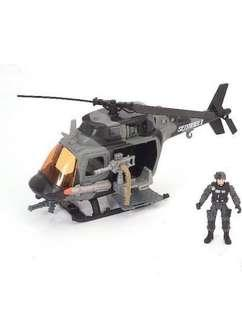 True Heroes Sentry Outpost Helicopter