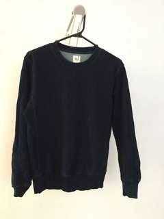 The Gap! Denim pull over sweater. Size S