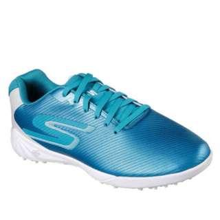 Skechers Men's Hexco Control Turf Soccer Shoe | Turquoise | US Men's Size 10.5 Only | Ltd Qty for Preorder
