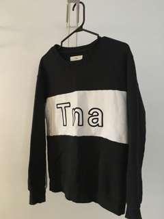 Aritzia! TNA pull over sweater. Size S