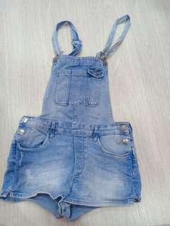 Denim Jumpsuit / Overall