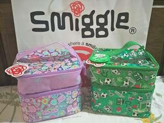 🆕 💯 Authentic Smiggle Dual Lunch Box
