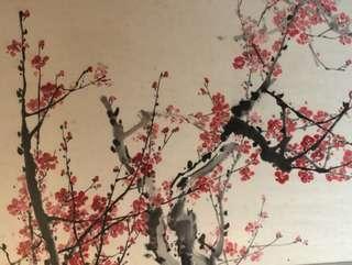 Chinese Painting 185 x 101