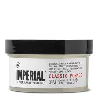 10 only - Imperial classic pomade