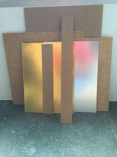 Acrylic Sheets cut to size diy bto projects