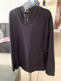 Calvin Klein pullover with hood for men