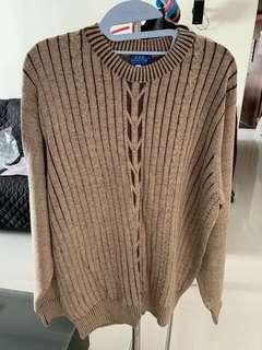 Winter time sweater for men