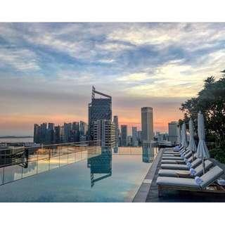 Andaz Singapore Weekend Staycation Deal