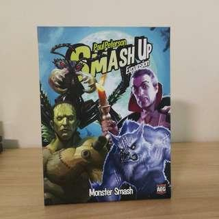 Smash Up Monster Smash Board Game