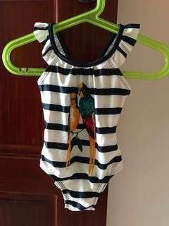 Baby Gap 女寶泳衣