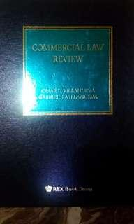 Commercial Law Review by Villanueva and Villanueva, 2015
