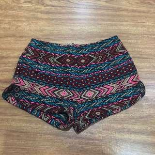Cute Abstract Shorts